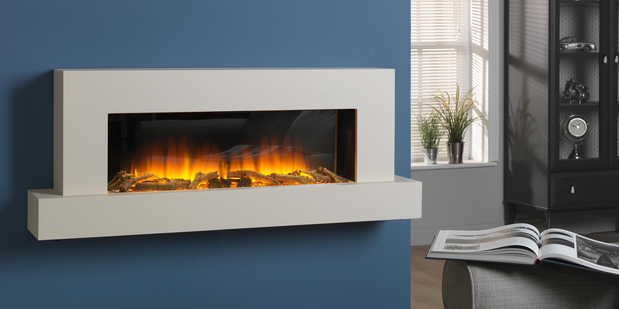 Electric Flame Fires Uk Part - 17: Fireplaces Preston | Interdec Fireplaces Ltd