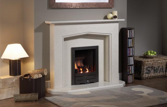 Custom Build Stone Fireplaces Interdec Fireplaces Ltd